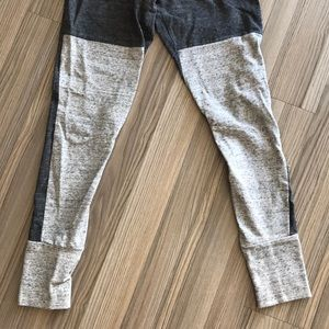 adidas Pants - Adidas grey jogger leggings